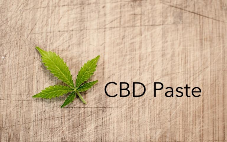 CBD-Paste Erfahrungen