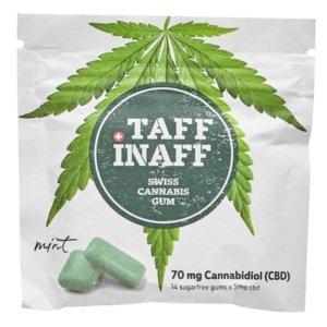 Taff Inaff CBD Kaugummi