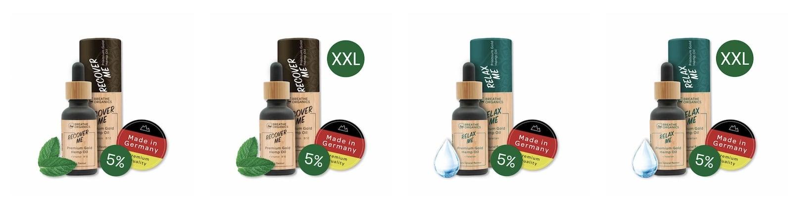 Breathe-Organics CBD-Öl Test